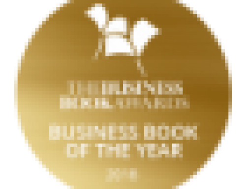 The Change Catalyst: 2018 Business Book of the Year!