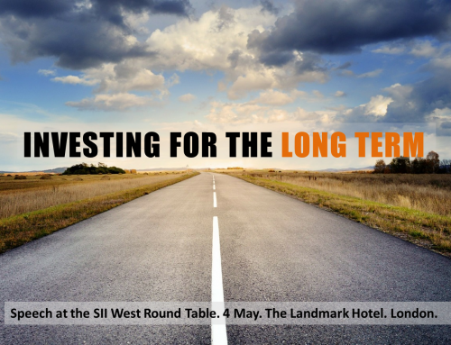 What does it mean to be a genuine long term investor?